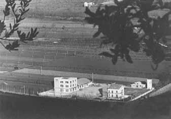 Stabilimento Veronesi di Quinto di Valpantena nel 1958