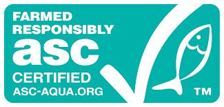 Certificato ASC Aquaculture Stewardship Council