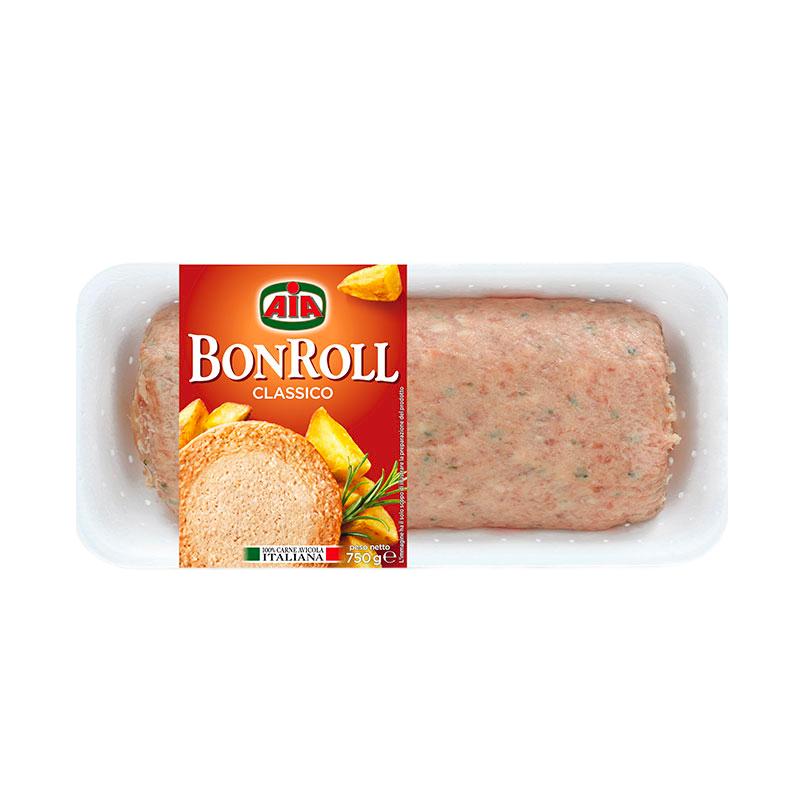 BonRoll classico di AIA Food, Agricola Italiana Alimentare