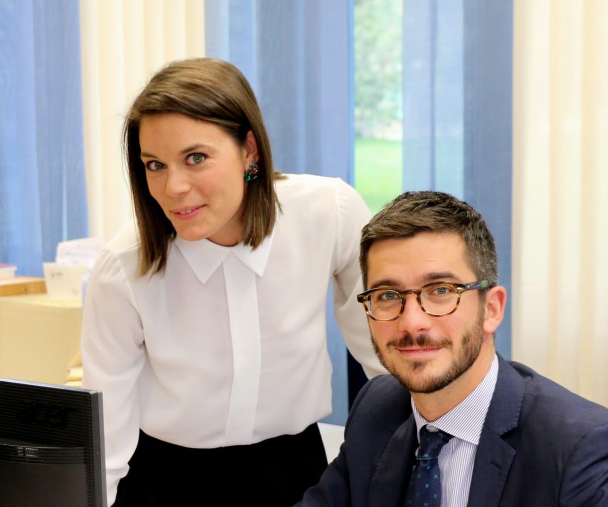 Dipendenti del settore di Risorse umane del team di Gruppo Veronesi