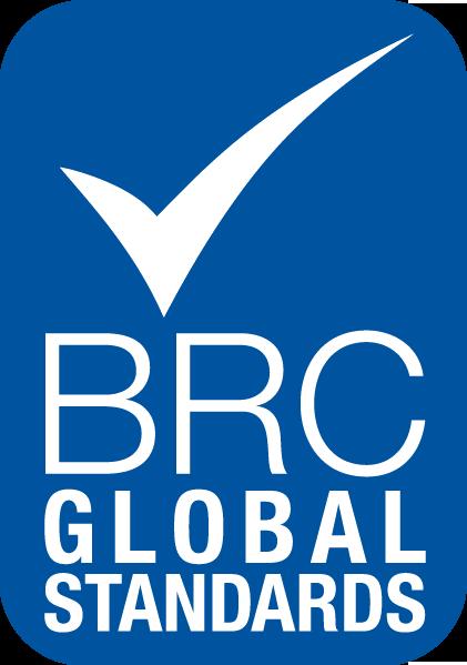Certificato BRC Global Standards