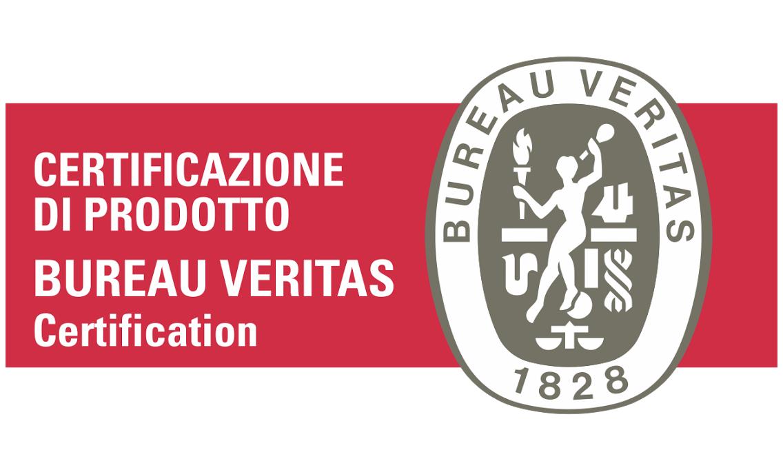Certificazione di prodotto Bureau Veritas per l'alimentazione vegetale