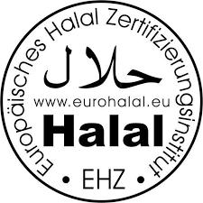 Certificato Halal EHZ