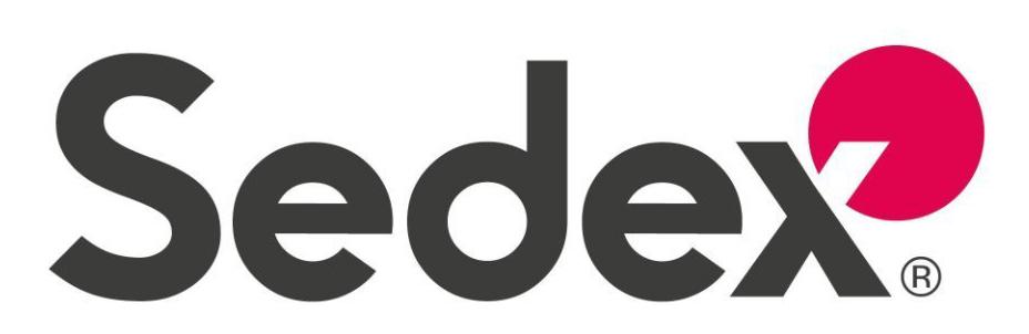 Certificazione Sedex