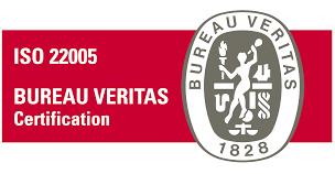 Certificazione di prodotto Bureau Veritas per il sistema di rintracciabilità nella filiera mangimistica