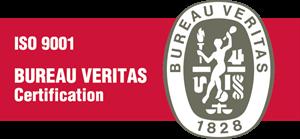 Certificazione di prodotto Bureau Veritas per il sistema di gestione qualità