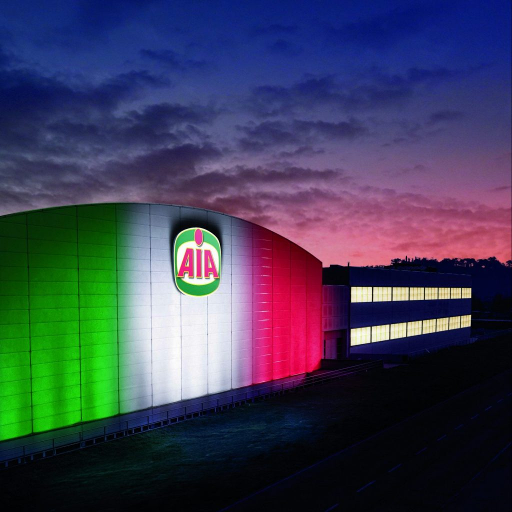 Gruppo Veronesi Stabilimento AIA