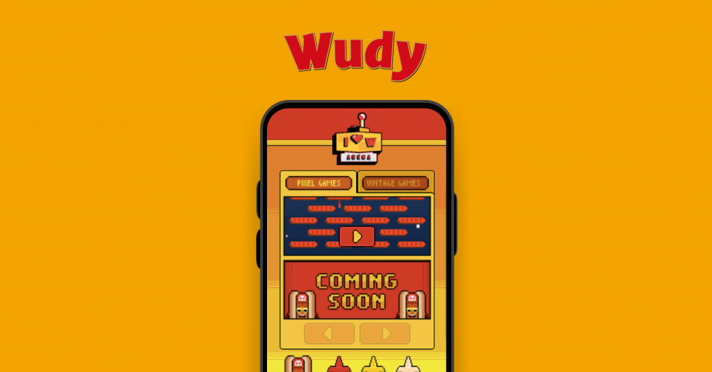 I love Wudy Arena