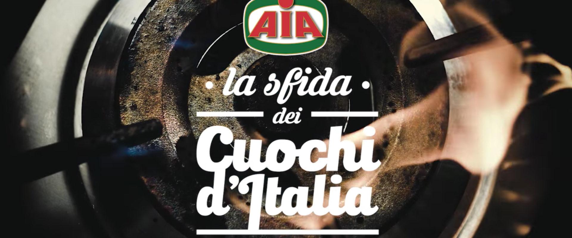 Spot pubblicitario del 2017 di AIA Food, Agricola Italiana Alimentare